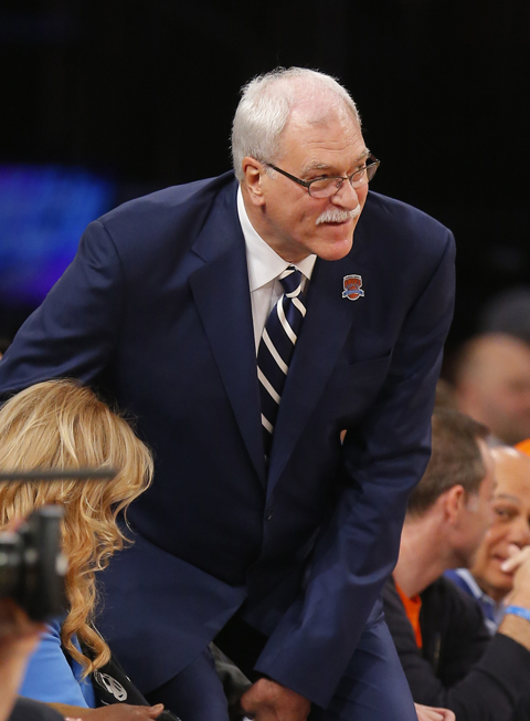 Trying To Make Sense Of The Phil Jackson Knicks Rumors