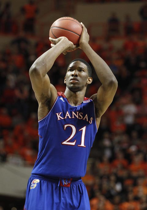 Update: Joel Embiid Still Deciding Whether To Enter NBA Draft
