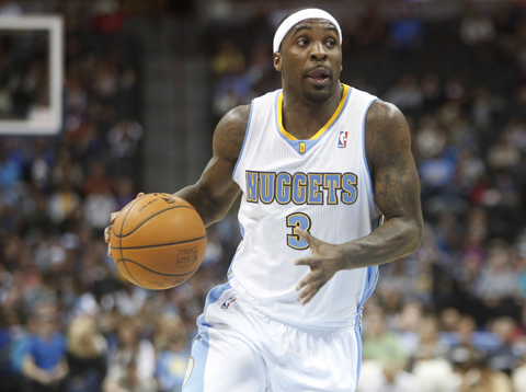 GIF: Ty Lawson Abuses Nick Calathes With Fake Crossover
