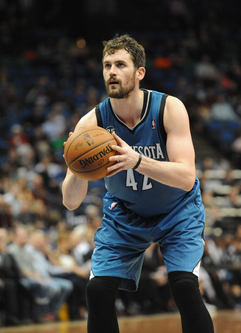 Kevin Love Videobombed By Ronny Turiaf