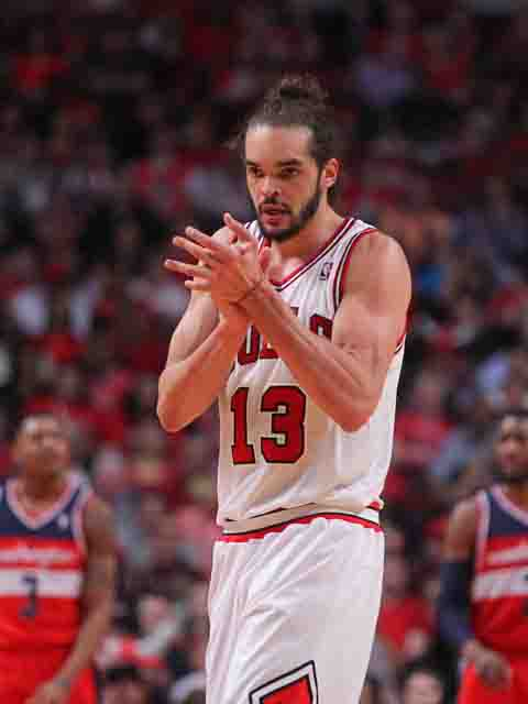 Report: Joakim Noah To Be Named Defensive Player Of The Year