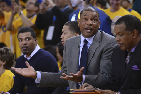 Report: Doc Rivers Out If Donald Sterling Stays With Clippers