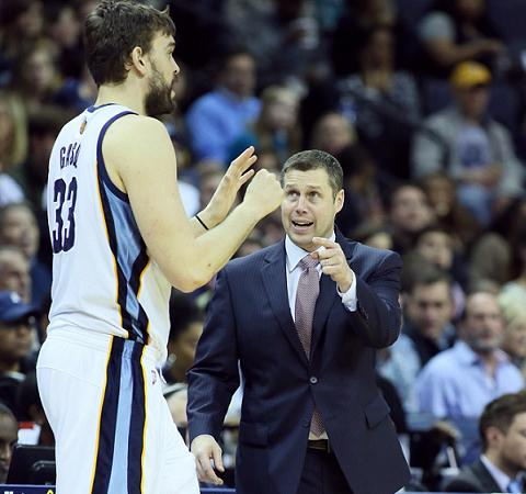 Dave Joerger To Meet With Owner For 'Wolves Job