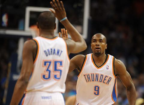 Serge Ibaka Has Been Upgraded To Day-To-Day, Could Return For G…