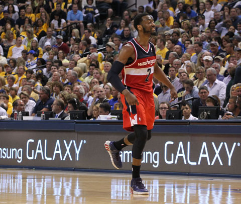 John Wall & Marcin Gortat Help Wiz Blow Pacers Away