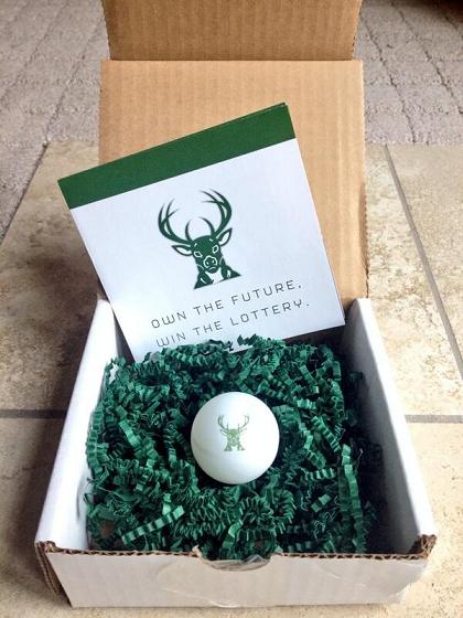 Milwaukee Bucks Send Ping-Pong Ball Packages To Fans