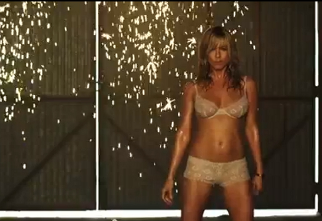 Jennifer Aniston Stripper