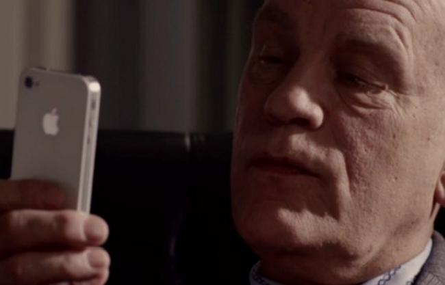 John Malkovich iPhone