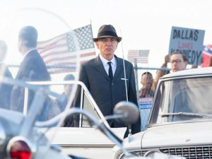 REVIEW: 'Parkland' reimagines history as a shouty acting exercise