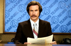 Ron Burgundy Is Getting His Own Scotch Whisky Called 'Great Odin's Raven'