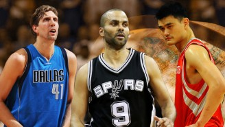 The Best Foreign-Born Ballers In NBA History