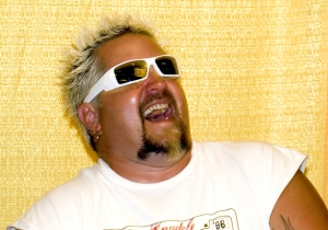 You Just Might Drown In Sauce At Guy Fieri's New Chicken Chain