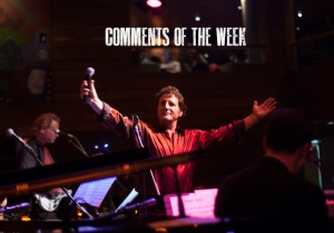 Comments of the Week (And Redmayne-Related Hate Mail)