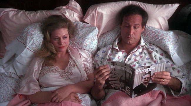 Christmas Vacation Attic.Christmas Vacation 20 Things You May Not Know About The