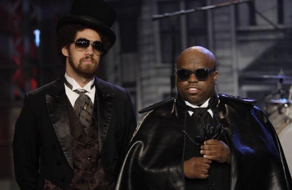 The Tonight Show with Jay Leno - Gnarls Barkley