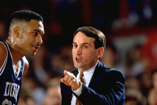 22 Coach K is evil