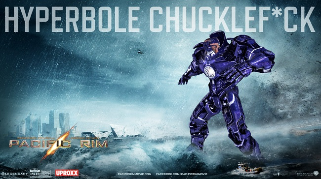 Improved Jaeger Names AKA 4th String Jaegers suggested by UPROXX for Pacific Rim 2