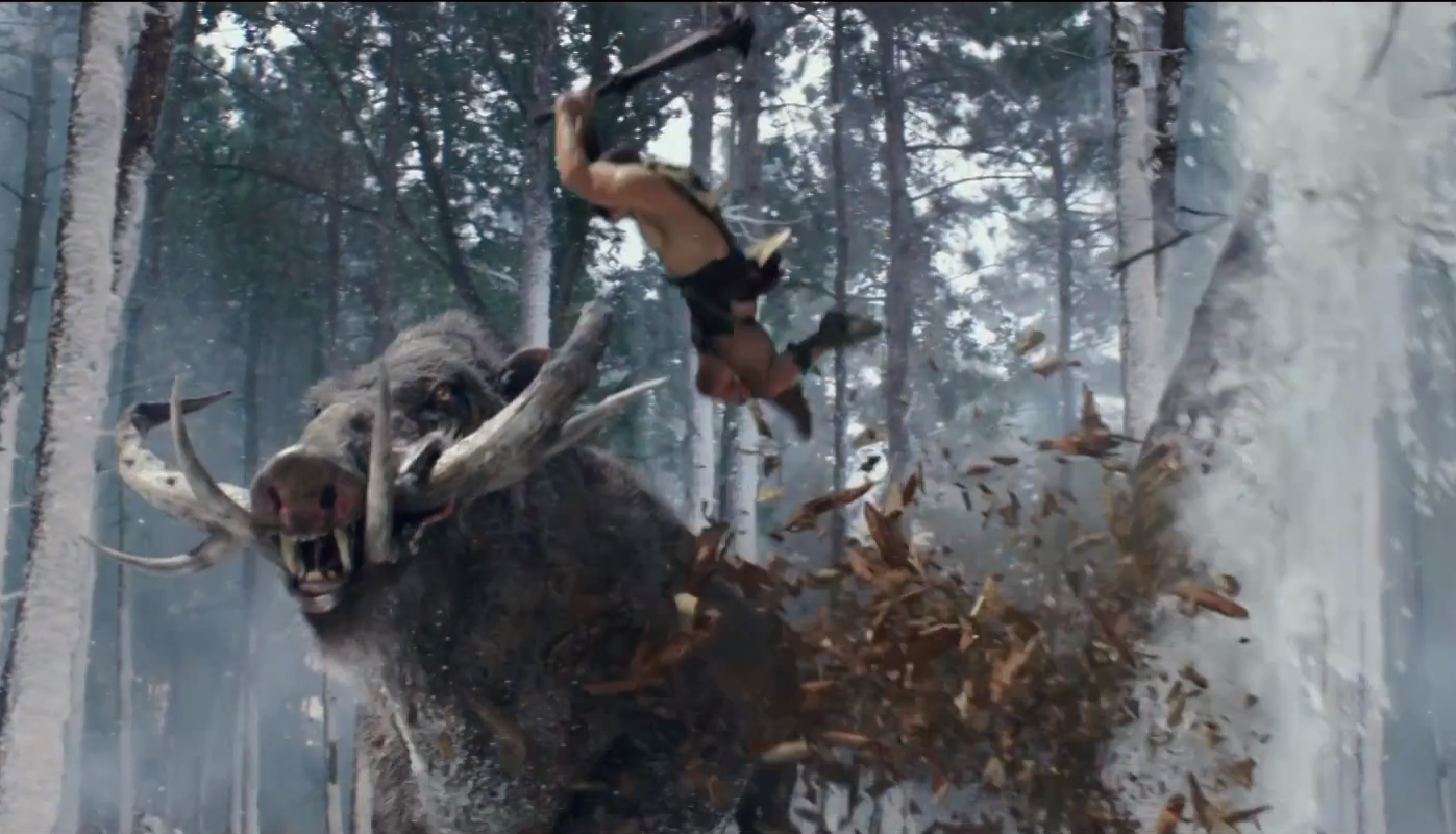 Let's Predict How Each Of The Giant CGI Animal Fights Will Happen In