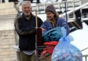 So, So Brave: Richard Gere's 45 Minutes As A Homeless Man Was 'An Incredibly Profound Experience'
