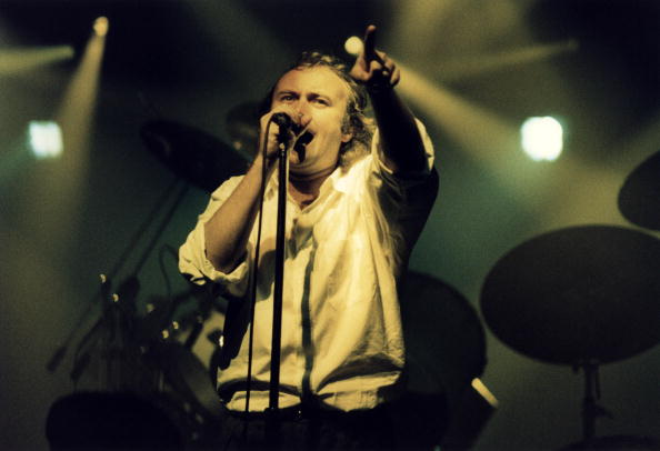 Photo of Phil COLLINS and GENESIS