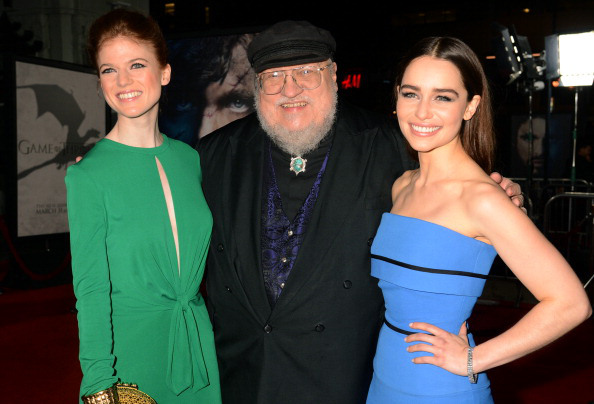"""HBO Presents """"Game Of Thrones"""" Los Angeles Premiere - Red Carpet"""