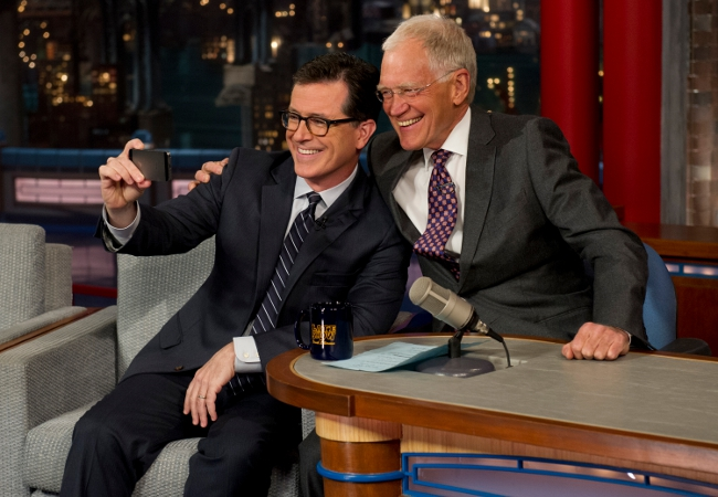 Stephen Colbert is the best