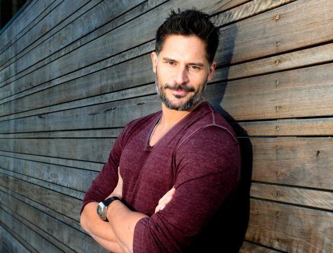 Joe Manganiello Portrait Session SYDNEY, AUSTRALIA - JULY 24: (EUROPE AND AUSTRALASIA OUT) American actor Joe Manganiello poses during a photo shoot on July 24, 2013 in Sydney, Australia. (Photo by John Appleyard/Newspix/Getty Images)