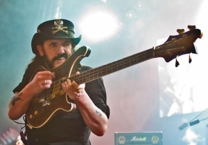 Ozzy Osbourne, Tom Morello, And Lars Ulrich Wrote Eulogies For Motorhead's Lemmy Kilmister