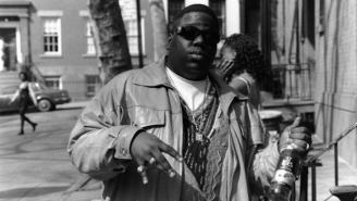NYC's Infamous And Beloved Biggie Mural Is Being Demolished Because Of A Landlord's Greed