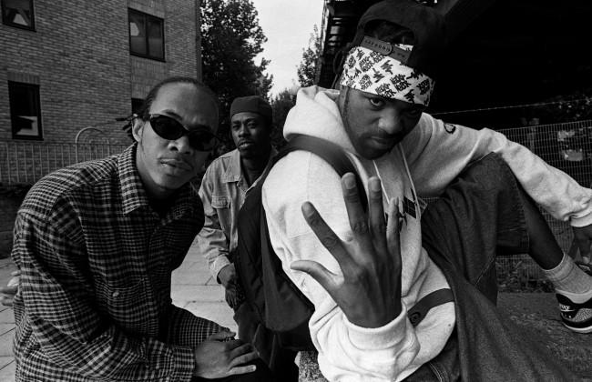 Wu-Tang Clan 1994 London