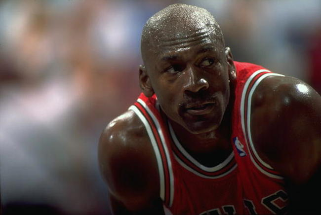 Chicago Bulls Michael Jordan, 1995 NBA Eastern Conference Semifinals