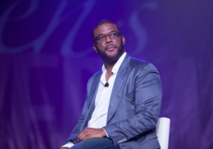 Bow Your Heads, Tyler Perry Is Going To Narrate A Live TV Musical About Easter