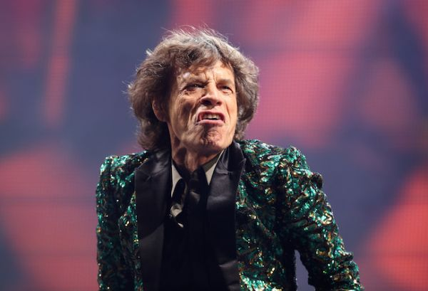 Swamp Creature Named After Mick Jagger