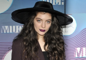 Lorde Sent An 'X-Factor' Contestant Cupcakes After He Was Bullied By The Judges