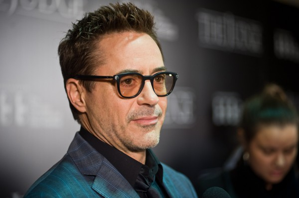 "rdj robert-downey-jr robert downey jr. ""The Judge"" Chicago Premiere CHICAGO, IL - OCTOBER 05: Robert Downey Jr. attends the Chicago premiere of ""The Judge"" at AMC River East Theater on October 5, 2014 in Chicago, Illinois. (Photo by Timothy Hiatt/Getty Images)"
