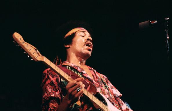 Jimi Hendrix Live In Copenhagen