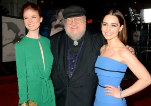 George R.R. Martin Is A Staunch Supporter Of 'Free The Nipple' And Has The Nipple Cakes To Prove It