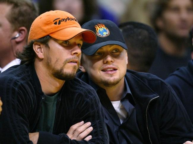 Mark Wahlberg Leonardo DiCaprio