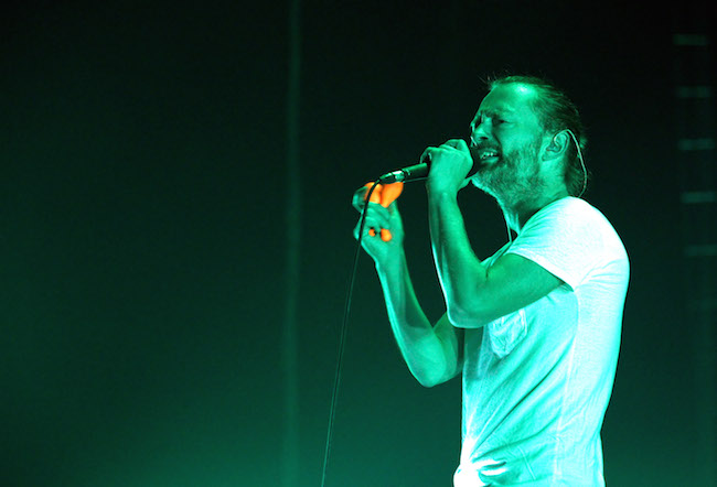 Atoms For Peace Perform At The Heineken Music Hall, Amsterdam