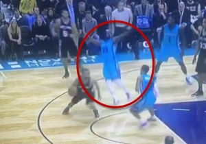 Charlotte's P.J. Hairston Commits One Of The Most Beautiful Flops In NBA History