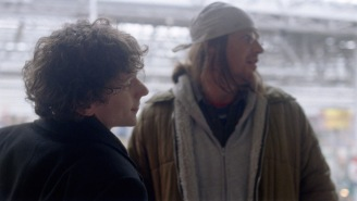 Jason Segel Shines As David Foster Wallace In 'The End Of The Tour' At Sundance