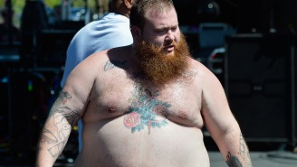 Is It Possible That We'll Get A Wrestlemania Match Between Barry Horowitz And Action Bronson?