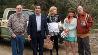 How Eugene Levy Got Away With Naming His New Network Show 'Schitt's Creek'