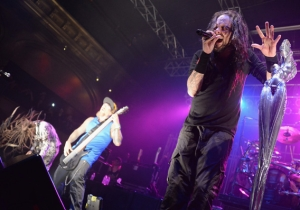Watch Korn And Corey Taylor Provide A Heavy Cover Of The Beastie Boys' Classic 'Sabotage'
