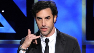 An Entire Town Is Mad At Sacha Baron Cohen For Using So Many 'Fat Ladies' In His Latest Movie