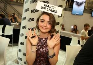 Maisie Williams Teased Her Toughest 'Game of Thrones' Scene Yet In Her Reddit AMA