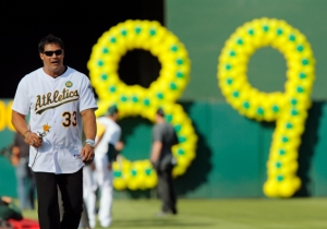 Jose Canseco Became 'Cansecodamus' On Twitter, Unveiled His Ridiculous 2015 Predictions