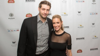 Jay Cutler Can't Even Pass Off The Kids To Wife Kristin Cavallari