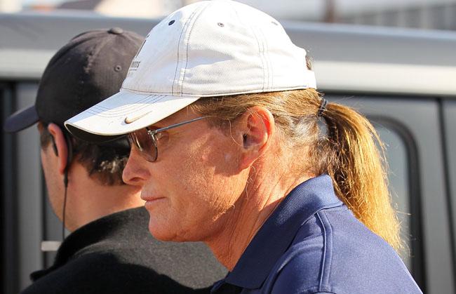 Celebrity Sightings In Los Angeles - October 20, 2014