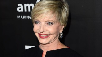 80-Year-Old 'Brady Bunch' Matriarch Florence Henderson Has A 'Friend With Benefits'